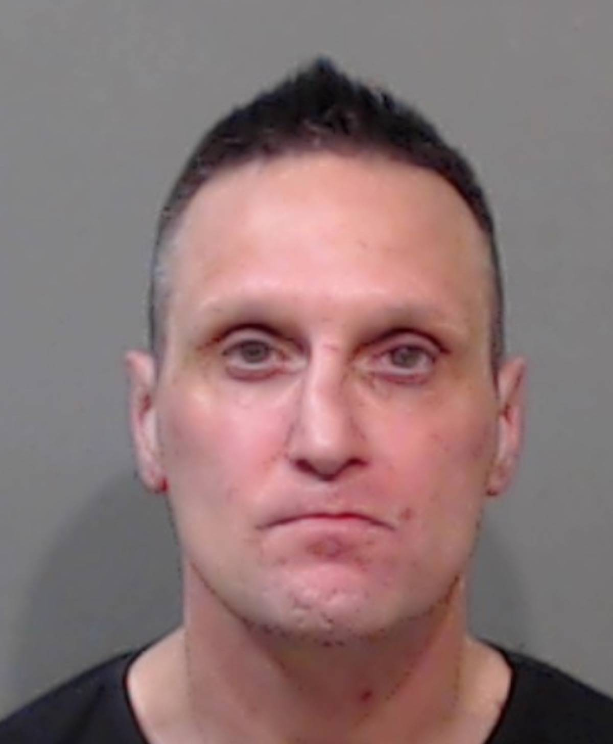 """Name: DELAYER, Robert Age: 44 Height: 5'11"""" ft Weight: 177 lbs Hair: Brown Eyes: Green Wanted: Possess Firearm while Prohibited Warrant in effect: June 22, 2021 Parole Jurisdiction: Chilliwack, BC"""