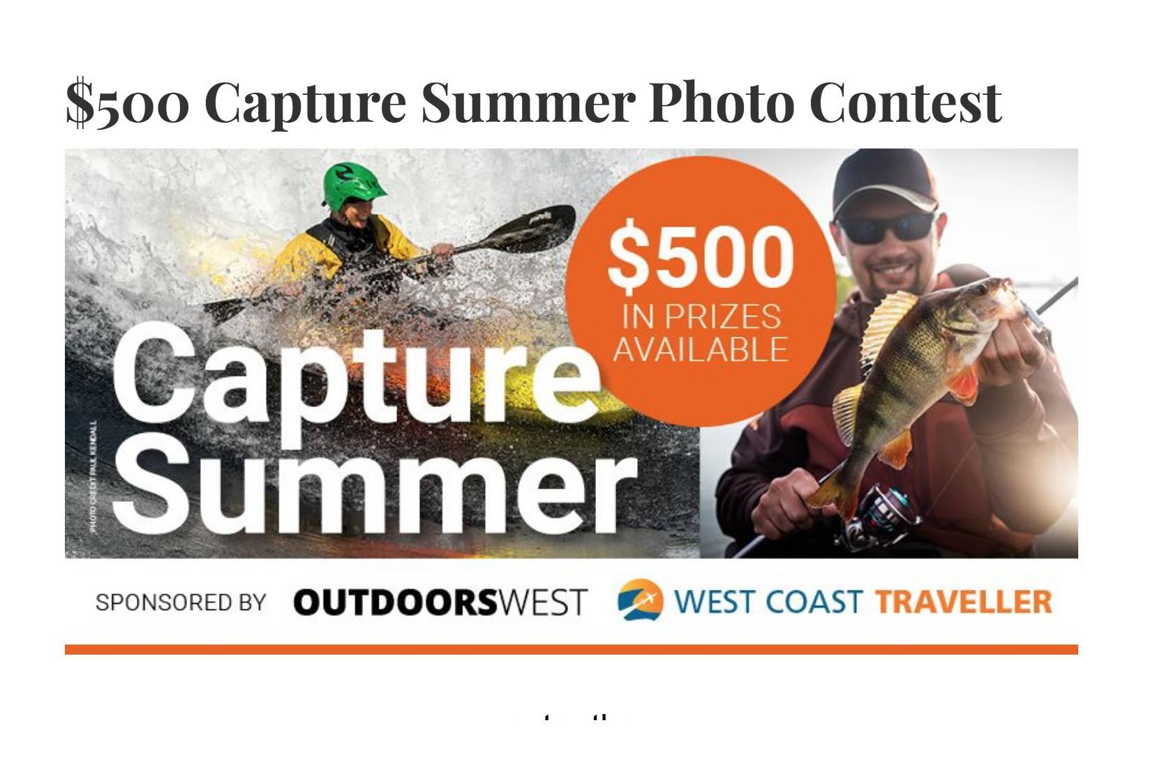 Capture Summer Photo Contest