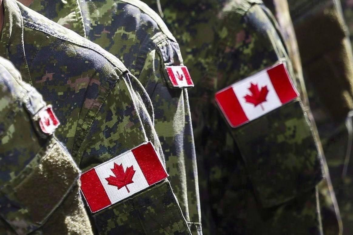 Members of the Canadian Armed Forces are being set up to help with the B.C. wildfire season. THE CANADIAN PRESS/Jeff McIntosh