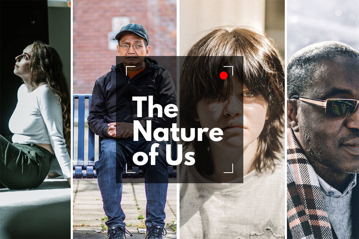 The Nature of Us is a non-profit storytelling platform for marginalized and underrepresented voices. (Courtesy of Winnie Weston)