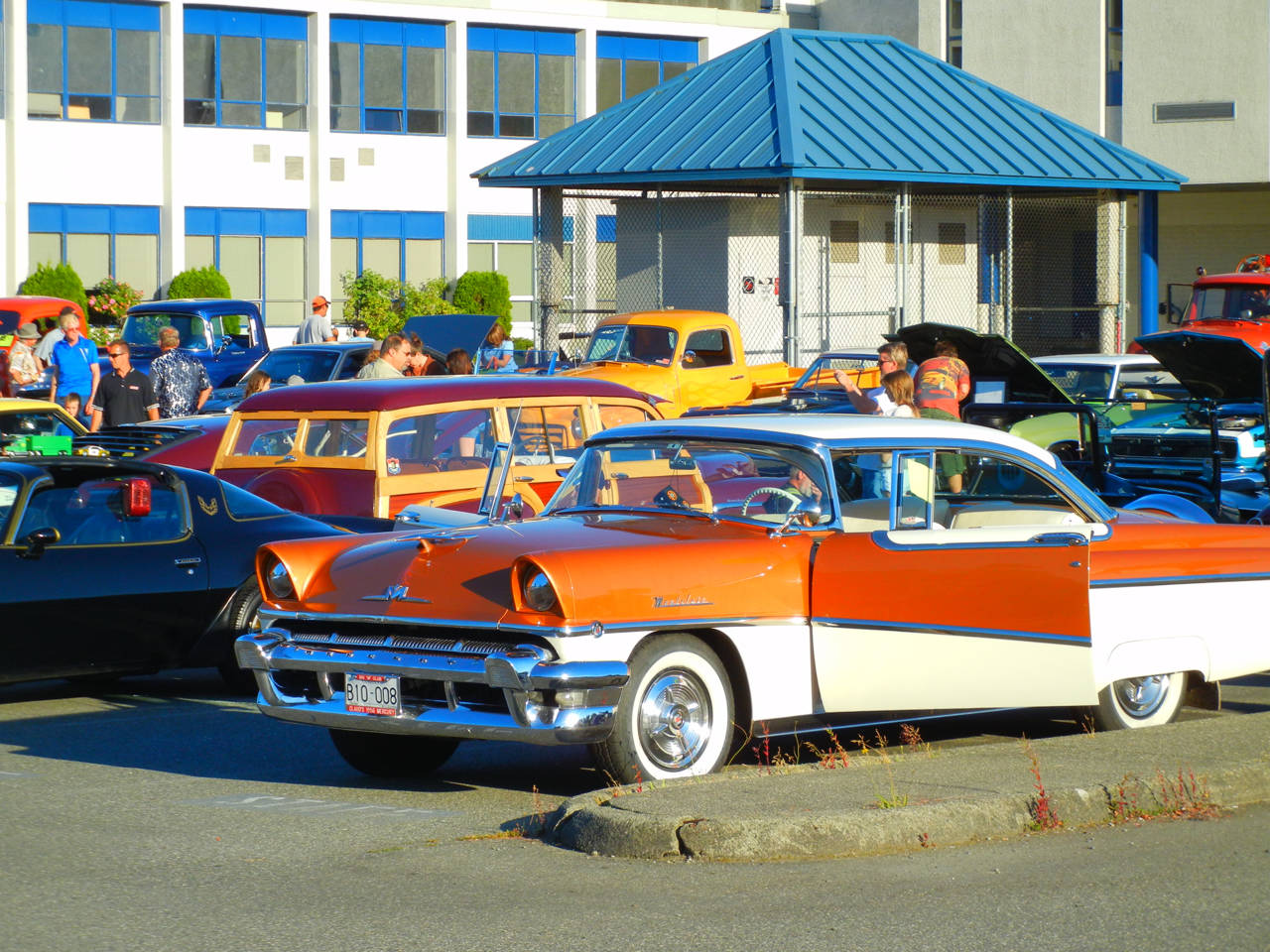 The 12th Annual Aldergrove Fair Car Show is happening Friday, July 16. (Special to The Star)