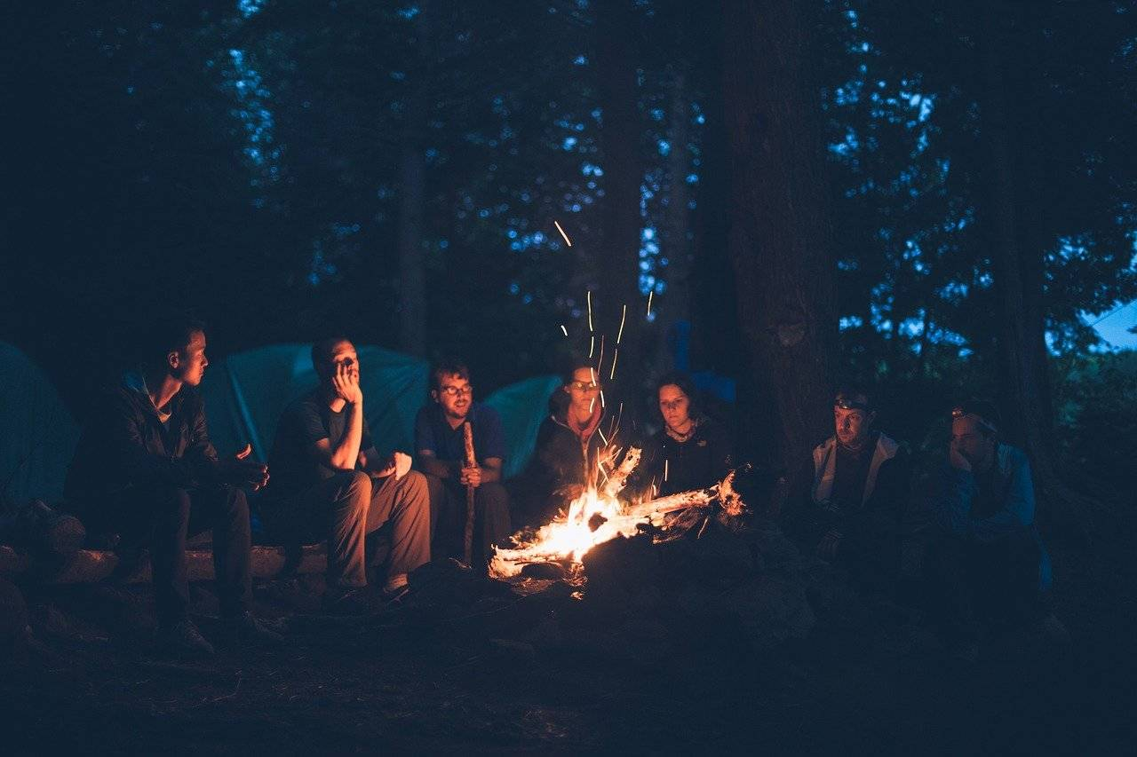 BEtween July 1-4, 2021, the regions with the most violation tickets written for campfires were the South Coast and the Kootenays. (Pixabay.com)