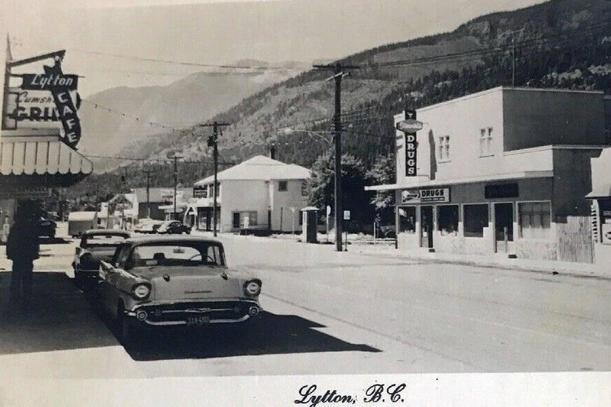 Lytton in 1955, provenance unknown.