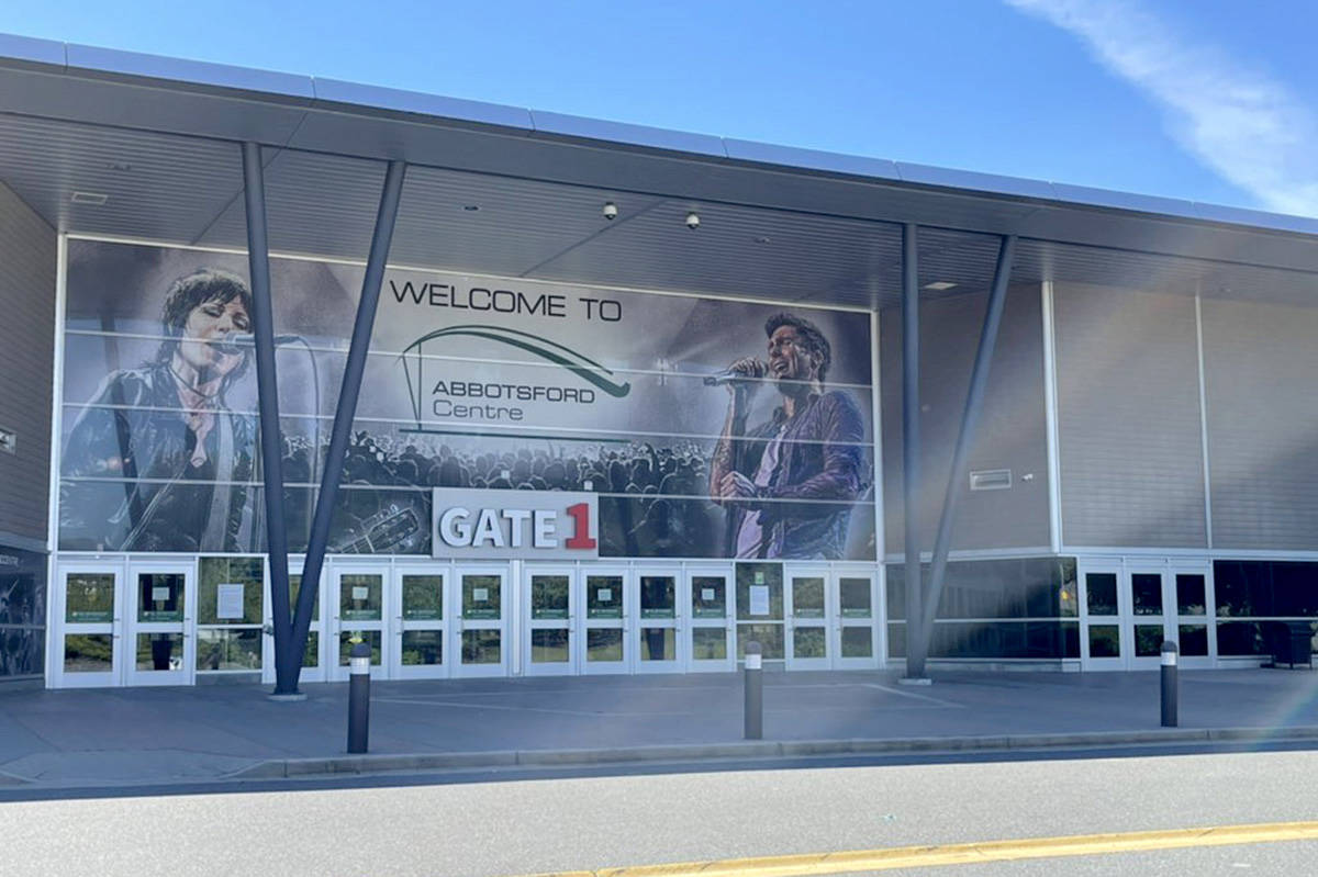 The Abbotsford Centre will welcome fans back for a Bandits basketball game on July 14. (Ben Lypka/Abbotsford News)