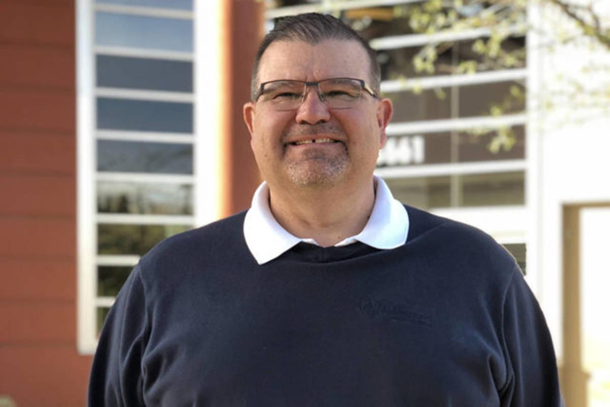 Gus Hartl, President, CUFBC and CEO, Aldergrove Credit Union. (Aldergrove Star files)