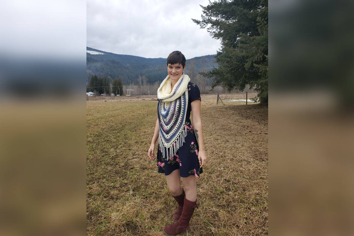 Sicamous resident Alysha Wolf wants to make air conditioning mandatory in housing facilities for people ages 55 and up. (Contributed)