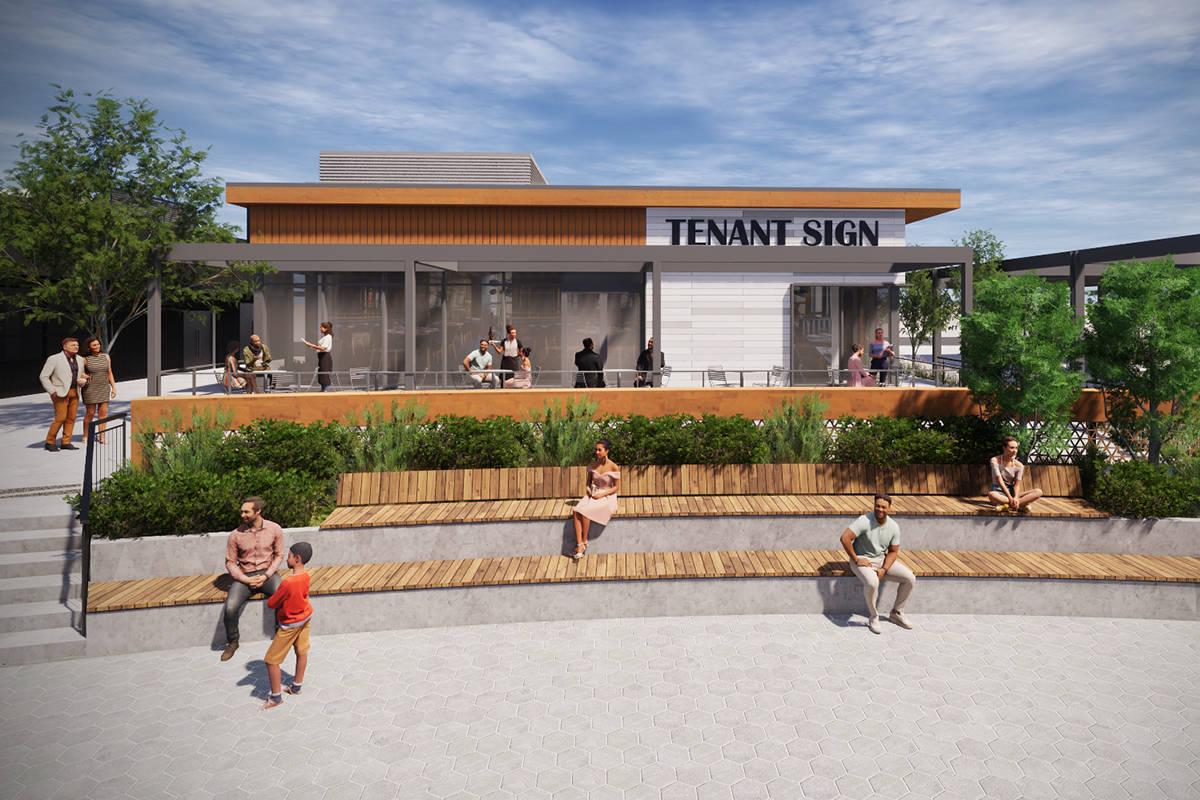Willowbrook Shopping Centre breaks ground this month on a new expansion dubbed The Courtyard. (QuadReal Properties)