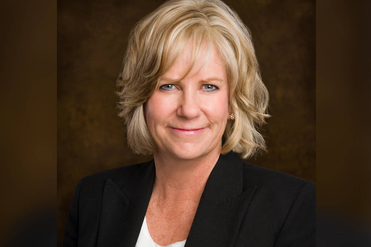 Susan Brown, president and CEO of Interior Health. (Interior Health photo)