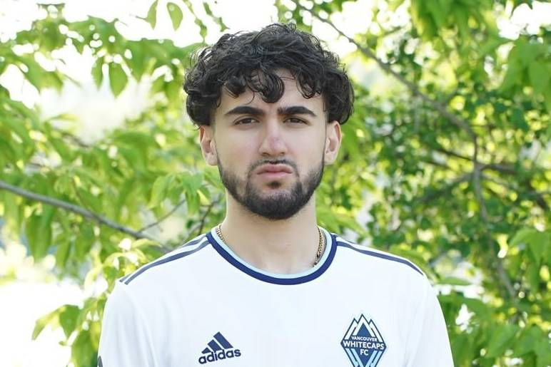 """The Vancouver Whitecaps have fired esports gamer Agit (AgitPower) Katilmis, shown in a handout photo, due to for """"inappropriate and unprofessional comments"""" during a recent online game. THE CANADIAN PRESS/HO-Vancouver Whitecaps MANDATORY CREDIT"""