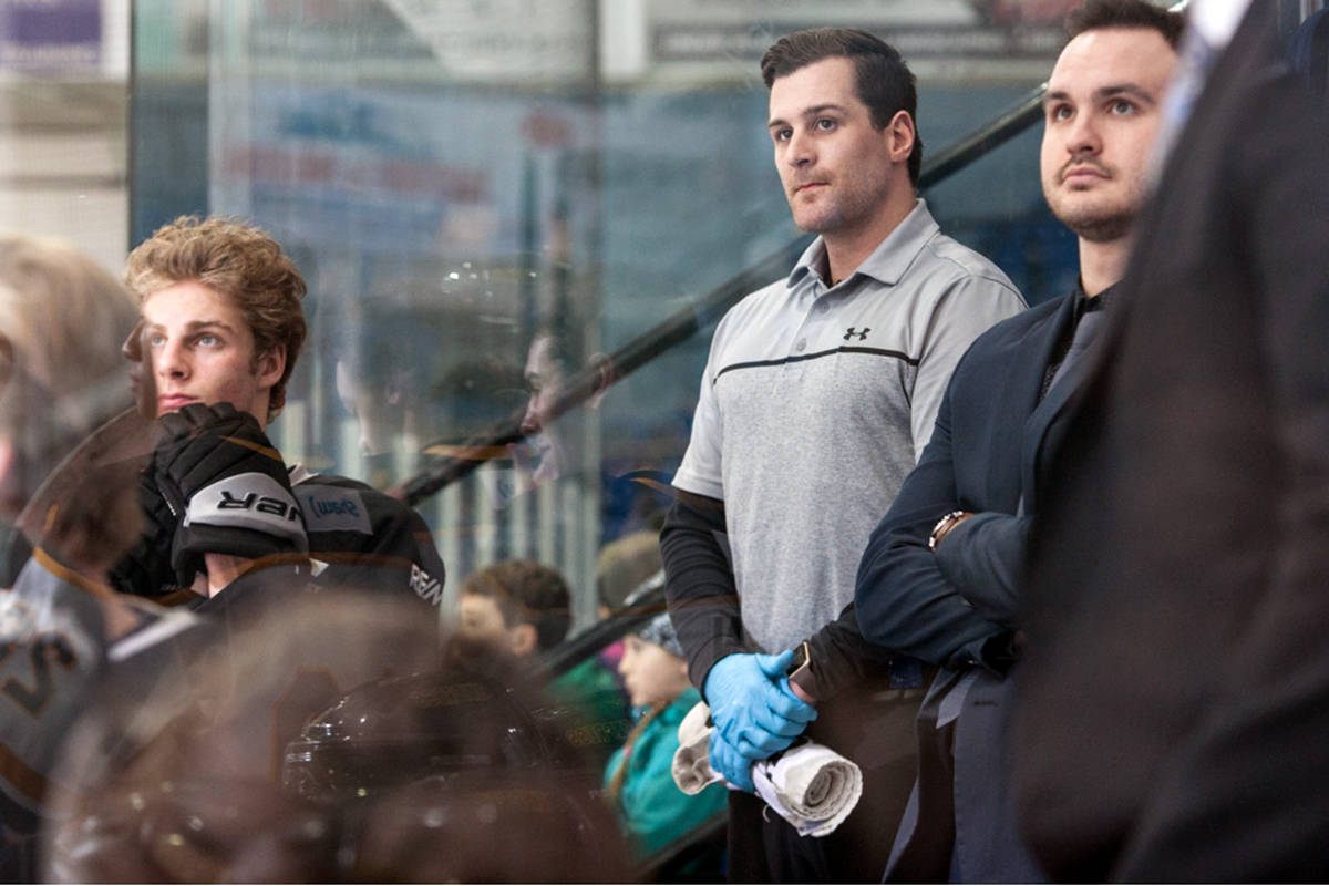 Vancouver Giants have hired Brodie St. Jacques as the Langley-based team's new Equipment Manager.(Pure Life Photography)