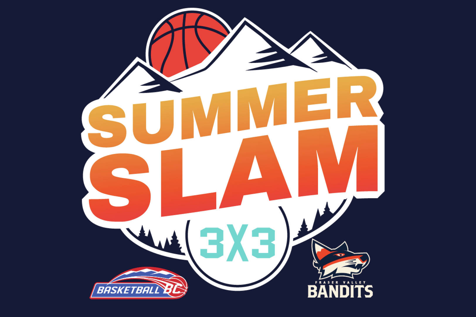 The Summer Slam 3x3 youth basketball tournament is coming to the Langley Events Centre in September.