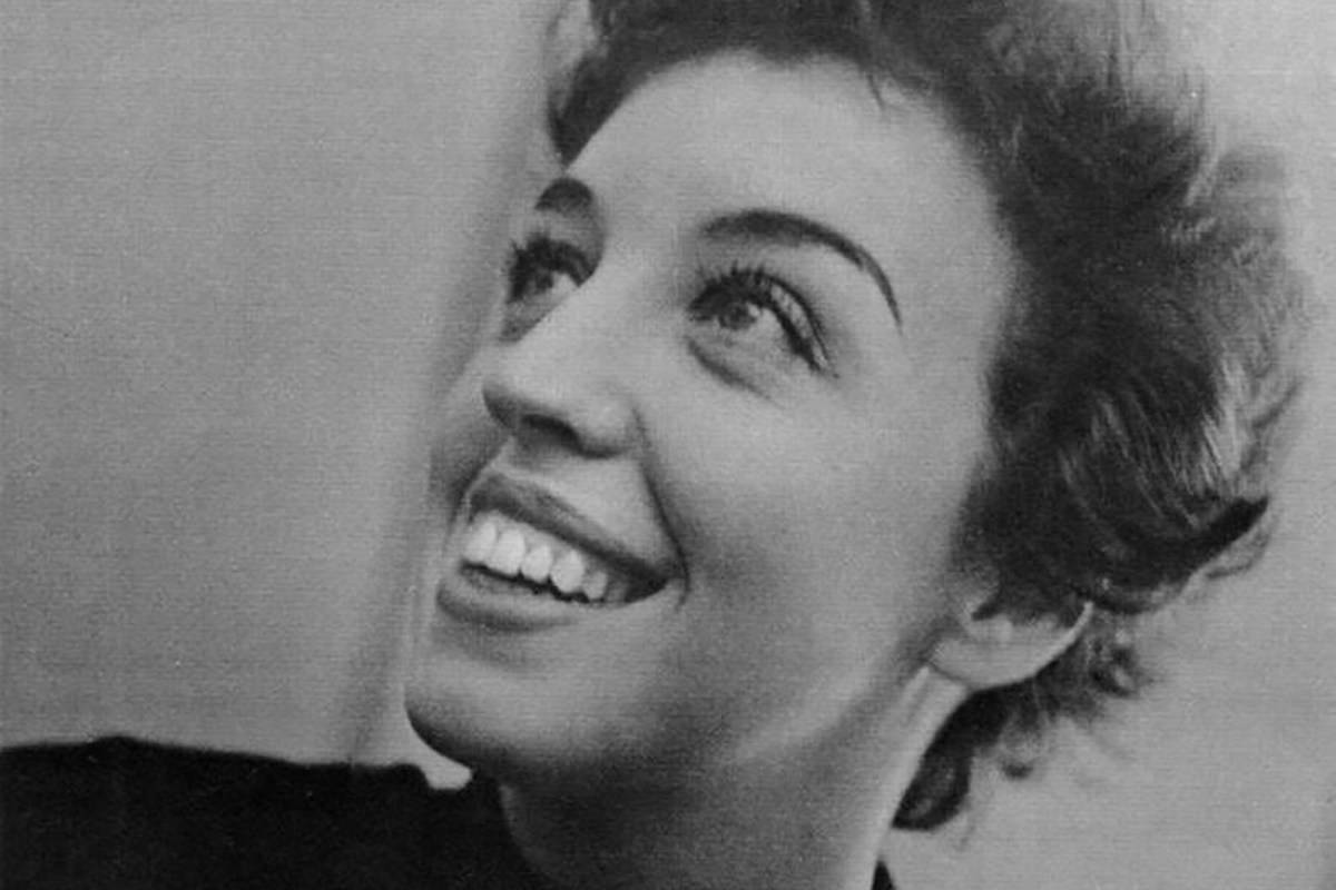 """Dolores Claman, the composer behind the former """"Hockey Night in Canada"""" theme song, has died at 94. THE CANADIAN PRESS/SOCAN"""