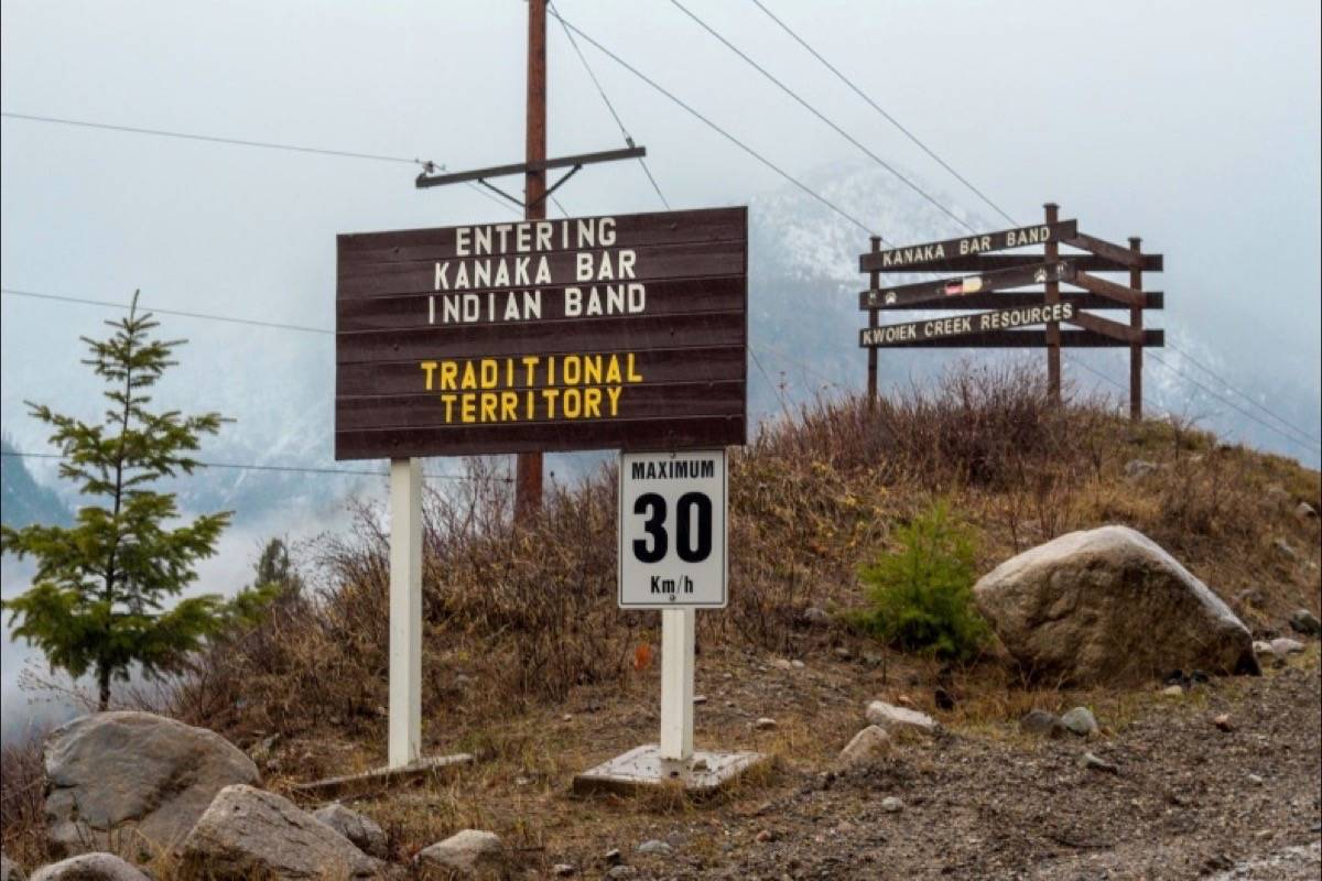 The Kanaka Bar Indian Band has a bold plan to assist those displaced by the fire in Lytton on June 30. (Photo credit: Kanaka Bar Band)