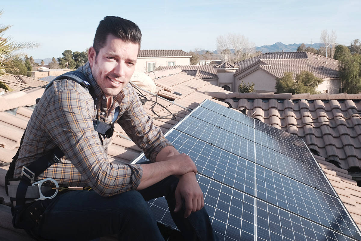 Jonathan Scott's documentary Power Trip, explored the obstacles in bringing solar energy to every household. (PBS/Special to THE NEWS)