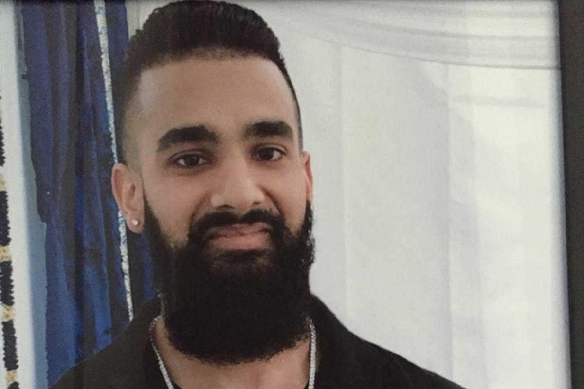 """Surrey murder victim Jatinder """"Michael"""" Sandhu. (IHIT photo)"""