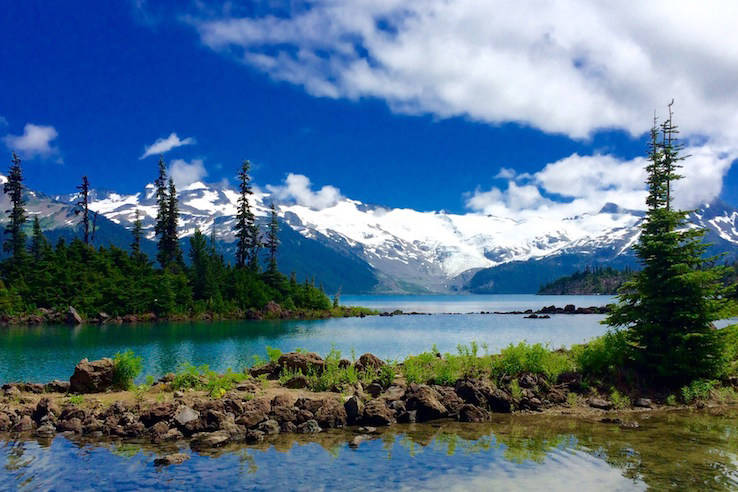 Garibaldi Lake Provincial Park, near Whistler, by Jennifer Mets. Amateur Photographer of the Year entry.