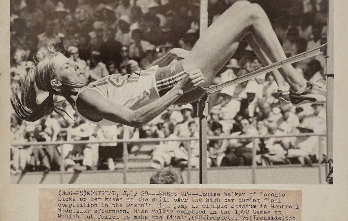 Montreal Summer Olympics 1976: Track and Field, Jumping Events. THE CANADIAN PRESS/files
