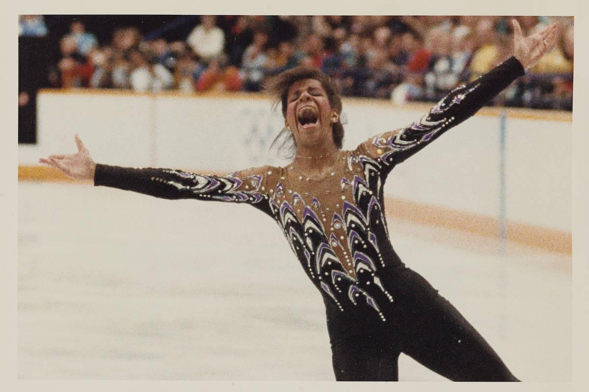 Calgary Winter Olympics 1988: Figure Skating. THE CANADIAN PRESS/files