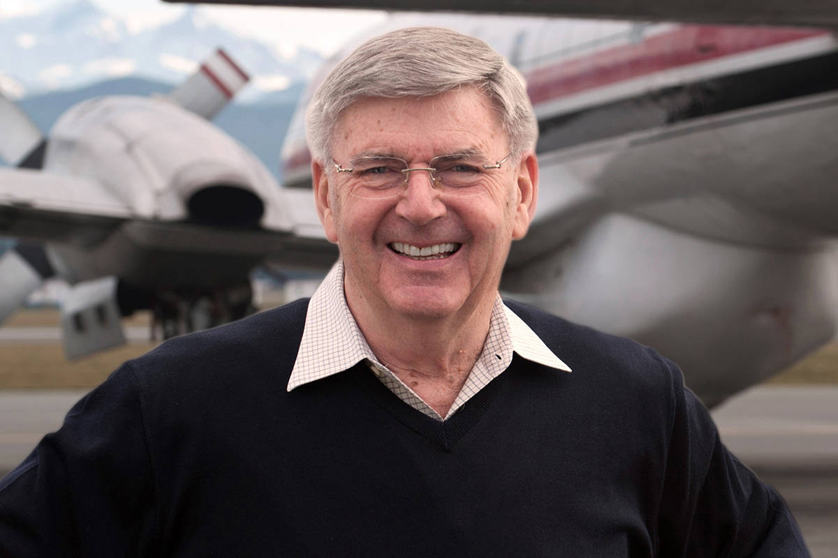 Barry Marsden was one of the founding members of Conair Group Inc., as well as chairman and CEO. The company announced his passing on July 29. (Submitted photo)