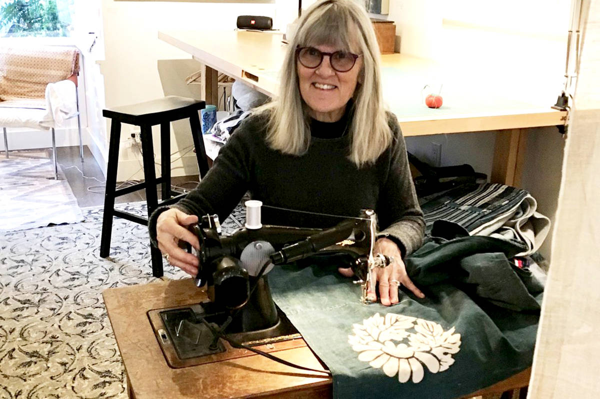 Suzanne Northcott of Morphology Studio is inviting people to Arts Block Open House on Saturday, Aug. 7 from 6 to 9 p.m. (Special to The Star)