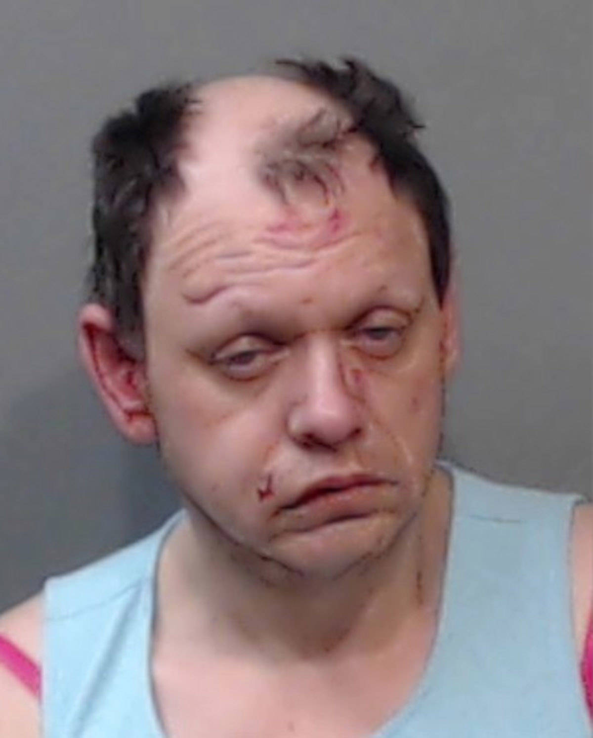 """Name: CHRISTIE, Gary Age: 52 Height: 5'8"""" ft Weight: 150 lbs Hair: Brown Eyes: Green Wanted: Willfully kill, Maim enforcement animal Warrant in effect: August 3, 2021 Parole Jurisdiction: Chilliwack, BC"""