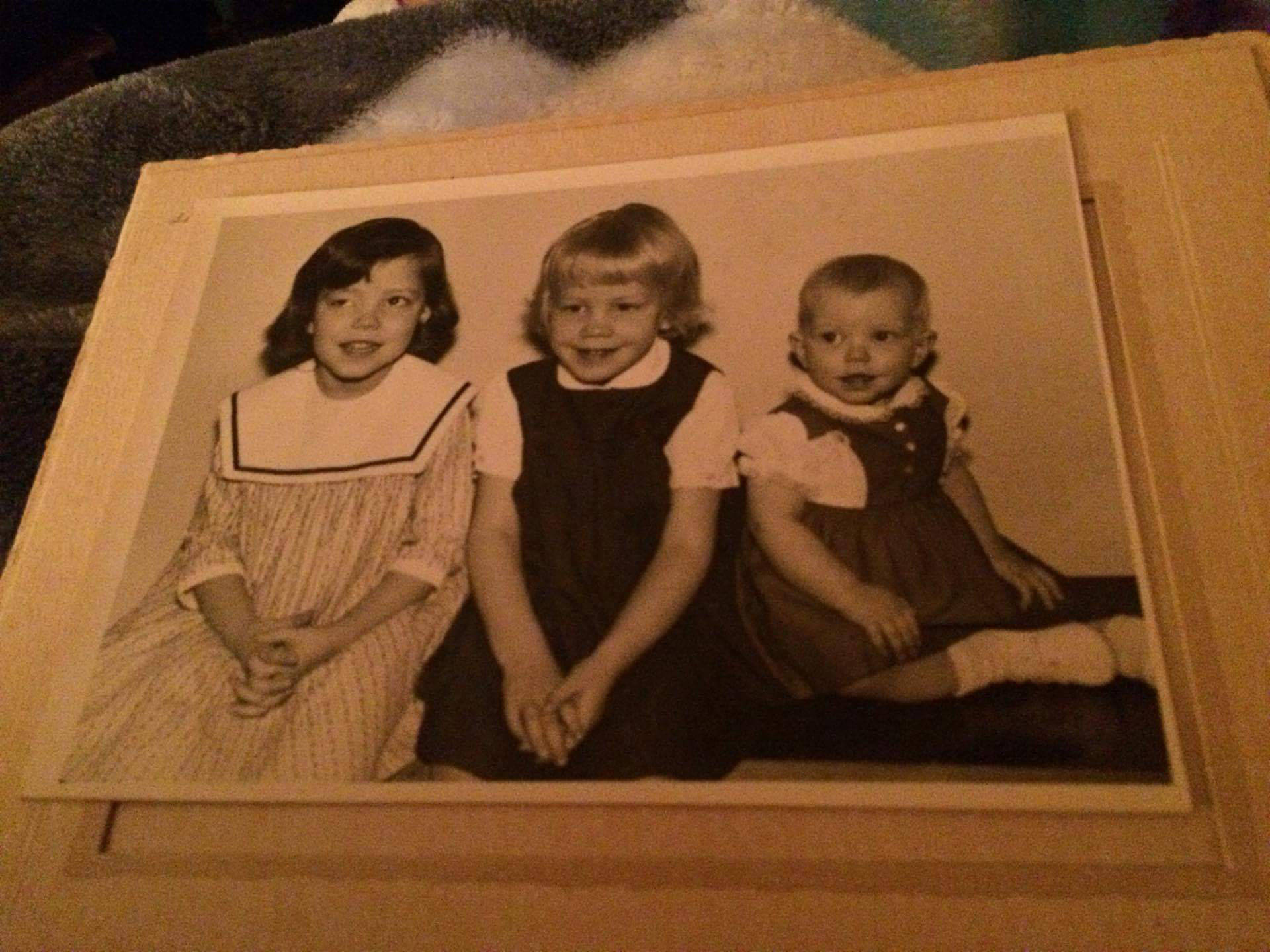 Beth and her sisters Rosemary and Brenda from their younger days. (Submitted)