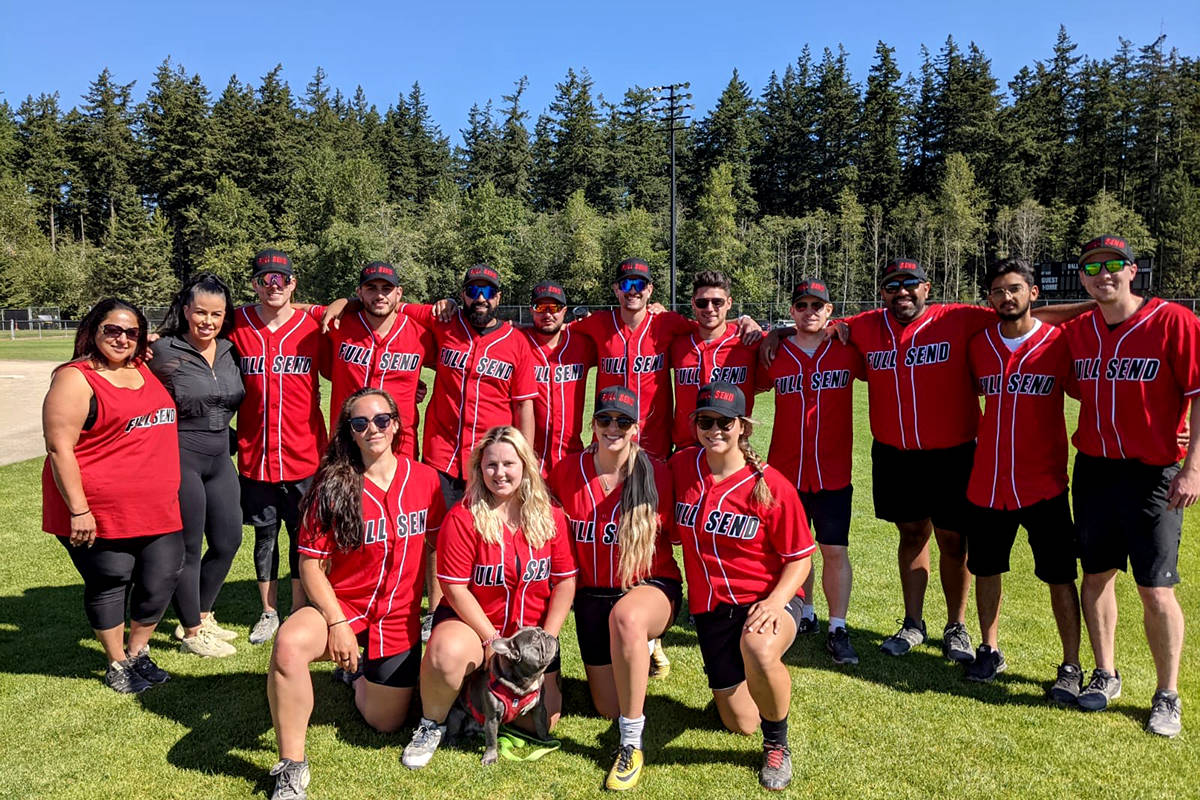 Jody Mangat's charity baseball team is gearing up to play again in a tournament to fight cancer on Aug. 28 and 29. (Special to The Star)