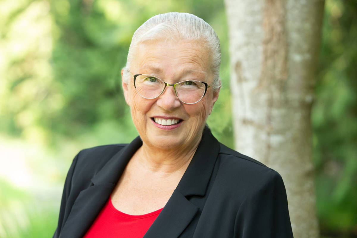Kim Richter is the candidate for the federal Liberal party in the Langley-Aldergrove riding. An election is widely predicted for the fall of 2021. (Special to the Langley Advance Times)