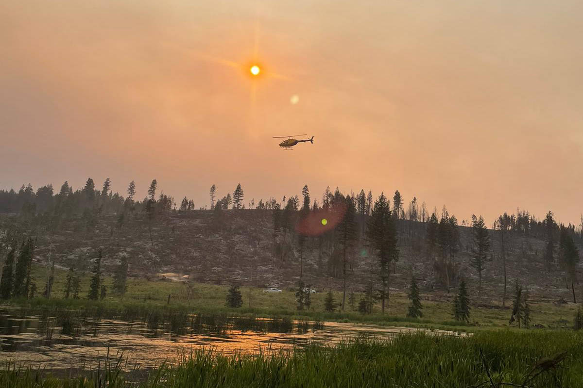 (BC Wildfire Service)