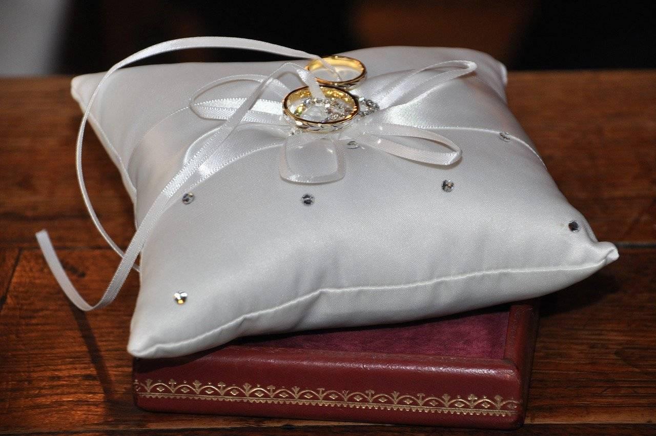 Wedding rings (Pixabay.com photo)