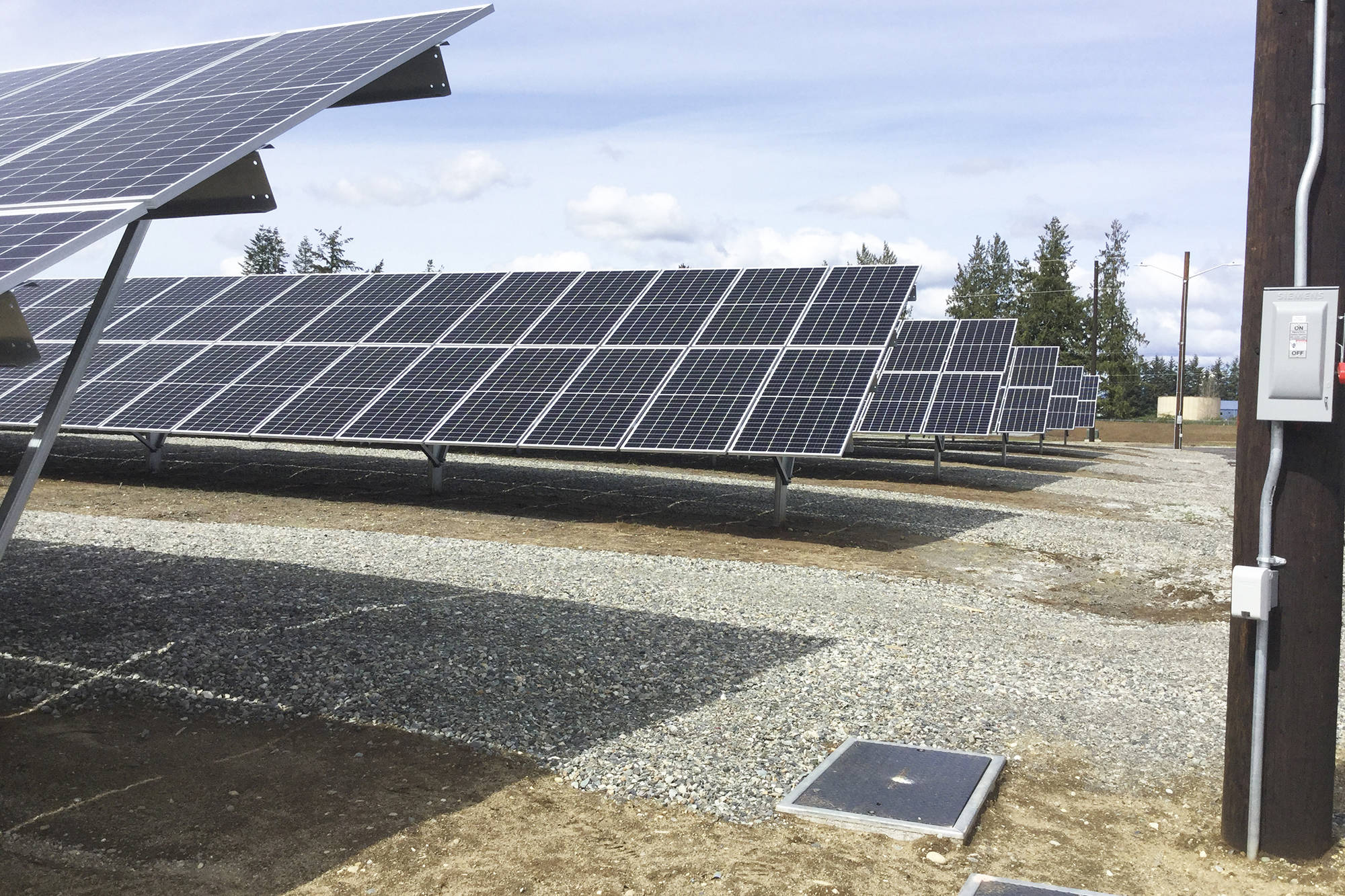 Solar energy is gaining in popularity in Canada. Which area or areas of the country have the greatest solar energy resources? (Black Press file photo)