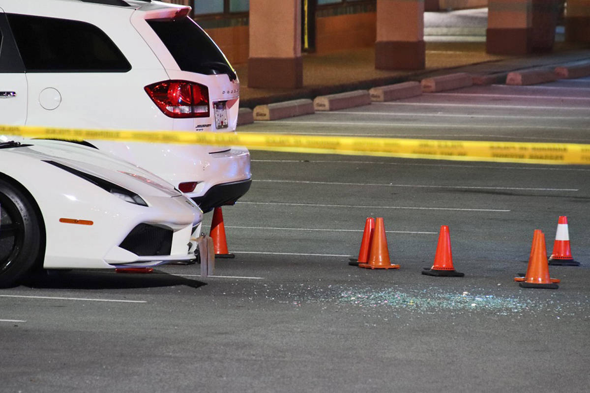 Surrey RCMP are investigating a shooting that took place early Sunday morning on the 10100-block of 152 Street. (Shane MacKichan photos)