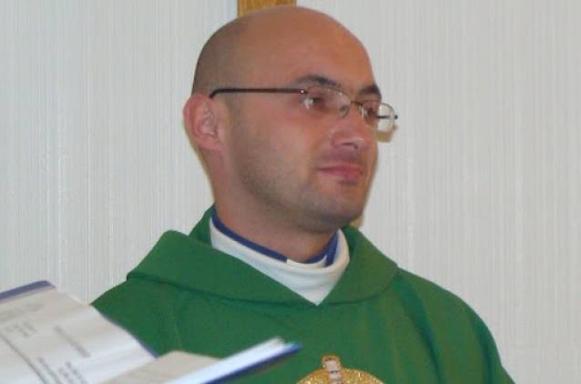 In addition to the controversial comments of July 18, Rev. Marcin Mironiuk of Edmonton said he visited the former Kamloops Indian Residential School and, without disclosing he was a priest, asked to see the unmarked graves — a request that was denied as he was told the grounds were sacred and not open to the public. Photograph By OUR LADY QUEEN OF POLAND PARISH
