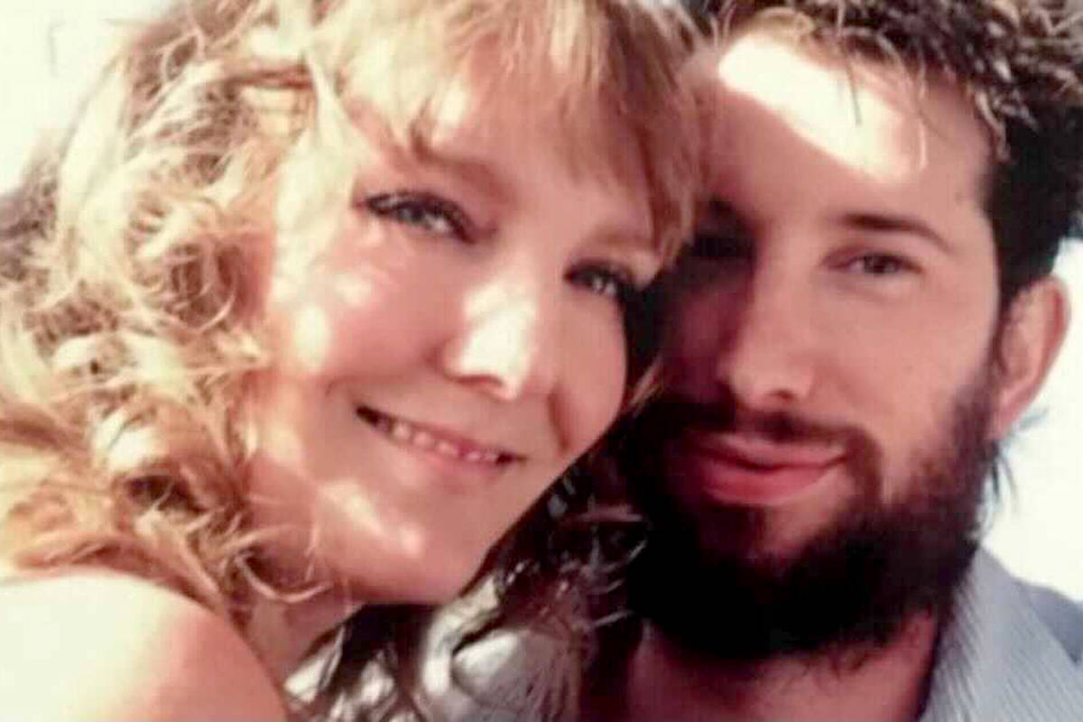 Andrea and Cameron Murdoch were in a guided fishing boat that capsized on the Bella Coola River Aug. 10. (Family photo)
