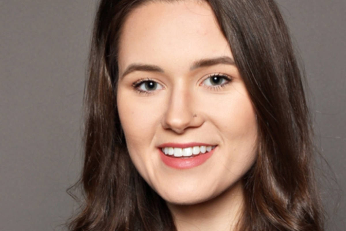 TWU grad Natalie Szakun noticed a gap in Canadian healthcare when it comes to care for adult women. (TWU)