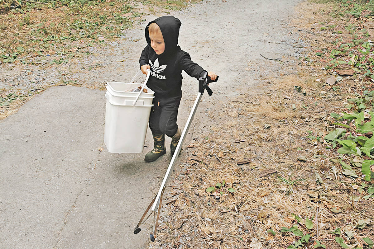 This Saturday, Aug. 21, volunteers are invited to a clean-up of the Nicomekl River floodplain from 10 a.m. to 12 p.m. All ages are welcome, but please register in advance buy emailing restoration@leps.bc.ca. (Black Press file)