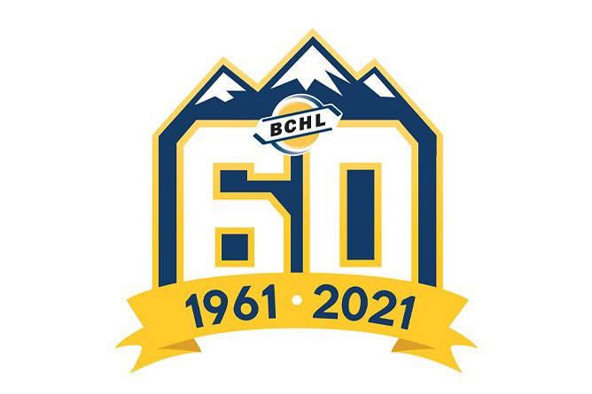 bchl 60th anniversary logo