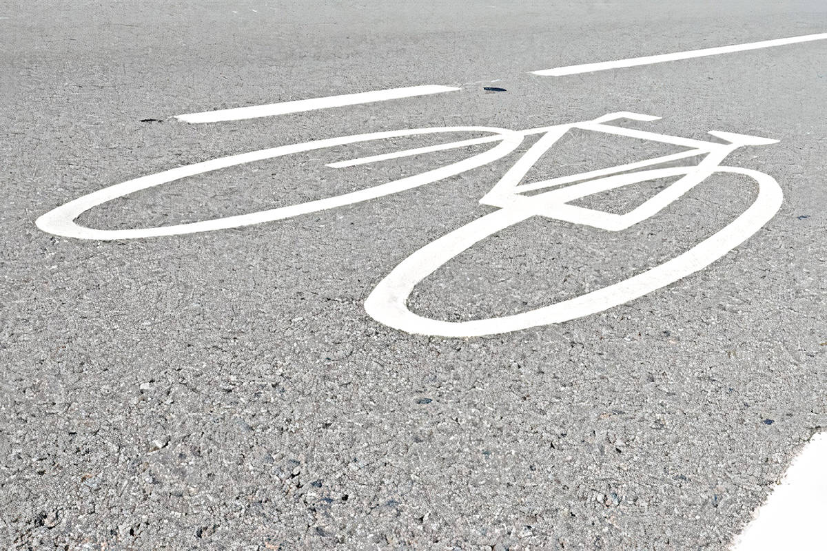 Langley City has approved a $1.3 million overhaul of 208th street to make it more bike-friendly. (file)
