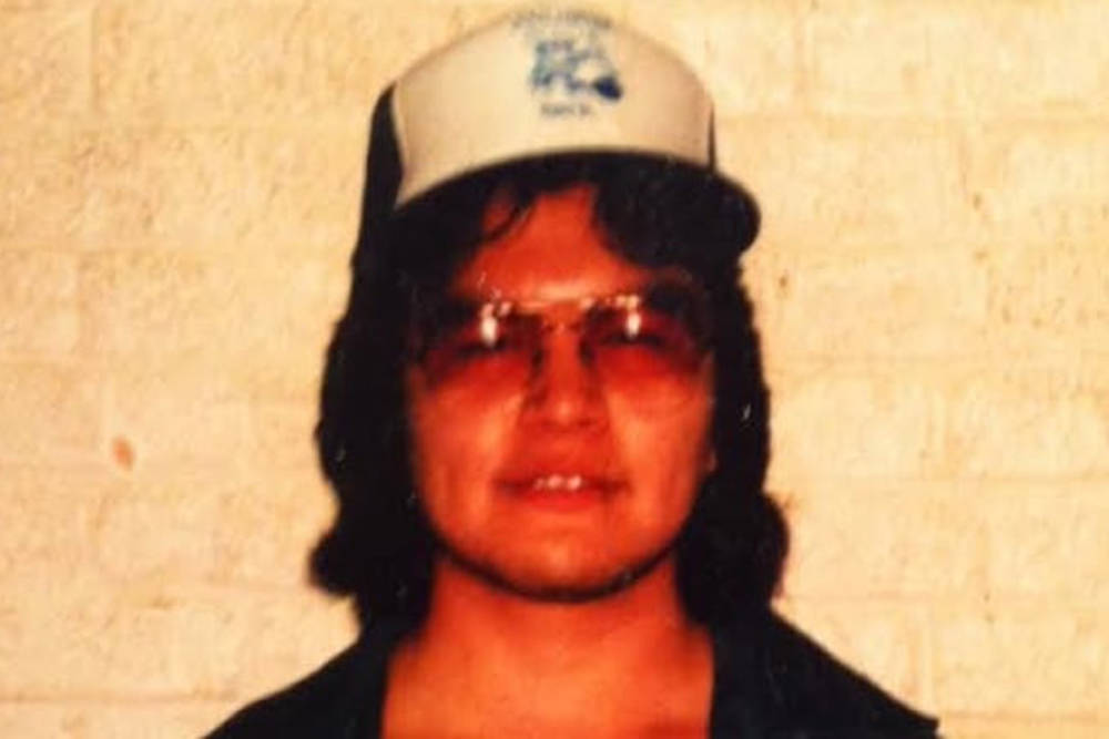 Phillip Tallio was just 17 when he was convicted of murder in 1983 (file photo)
