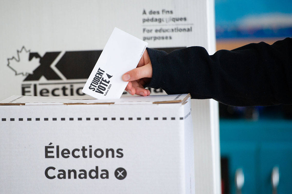 Canadians will go to the polls to elect a government on Sept. 20. In the past, some Canadians have been prohibited from voting. (Black Press file photo)