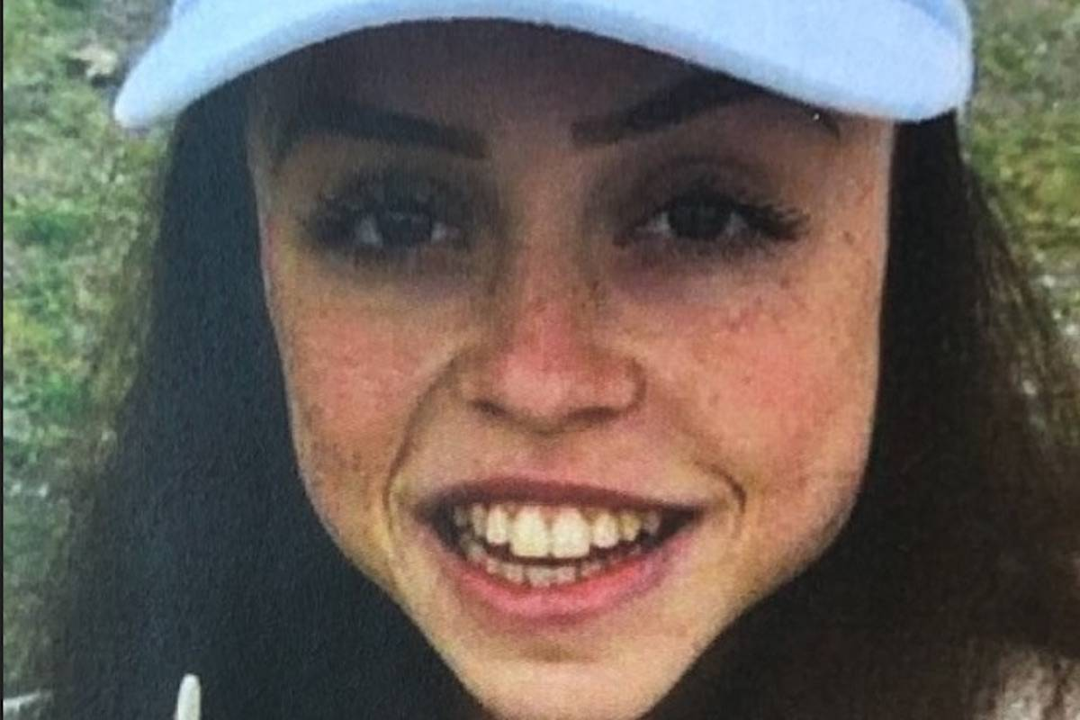 RCMP say woman, 20, is missing; are concerned for her wellbeing. (RCMP)
