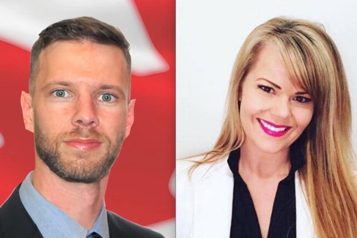 PPC candidates are running in the Langley ridings. Ian Kennedy in Cloverdale – Langley City, and Rayna Boychuk in Langley – Aldergrove. (file)