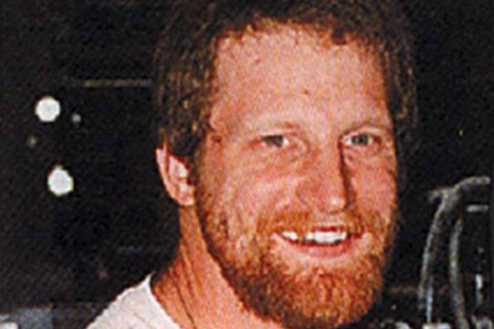 Terry Driver as he looked around the time of the killing of Tanya Smith and the attempted murder of Misty Cockerill in Abbotsford in October 1995. No current photos are available of Driver.