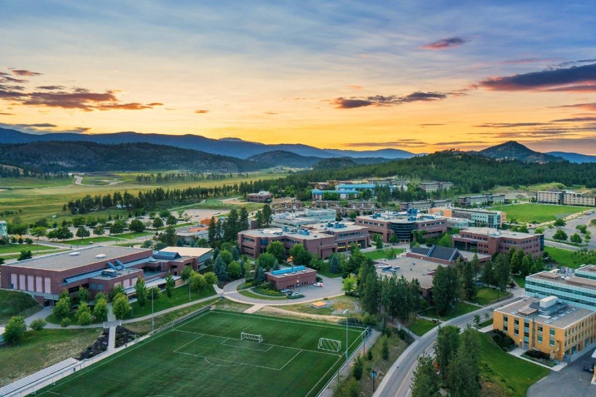 University of B.C. Okanagan campus and other post-secondary institutions are preparing for in-person instruction this fall. (UBC photo)