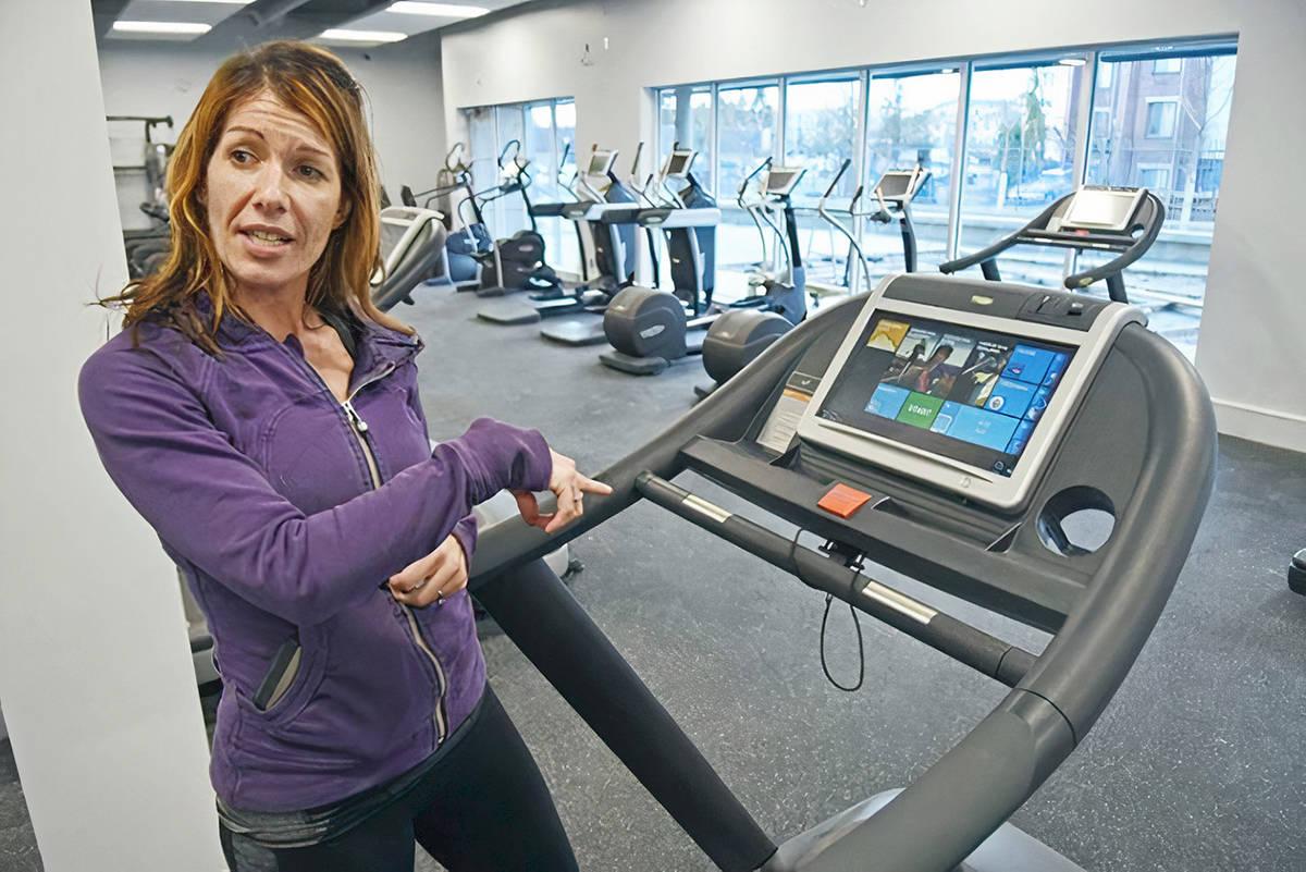 Christine Daum, recreation supervisor at Timms Community Centre. (File photo)