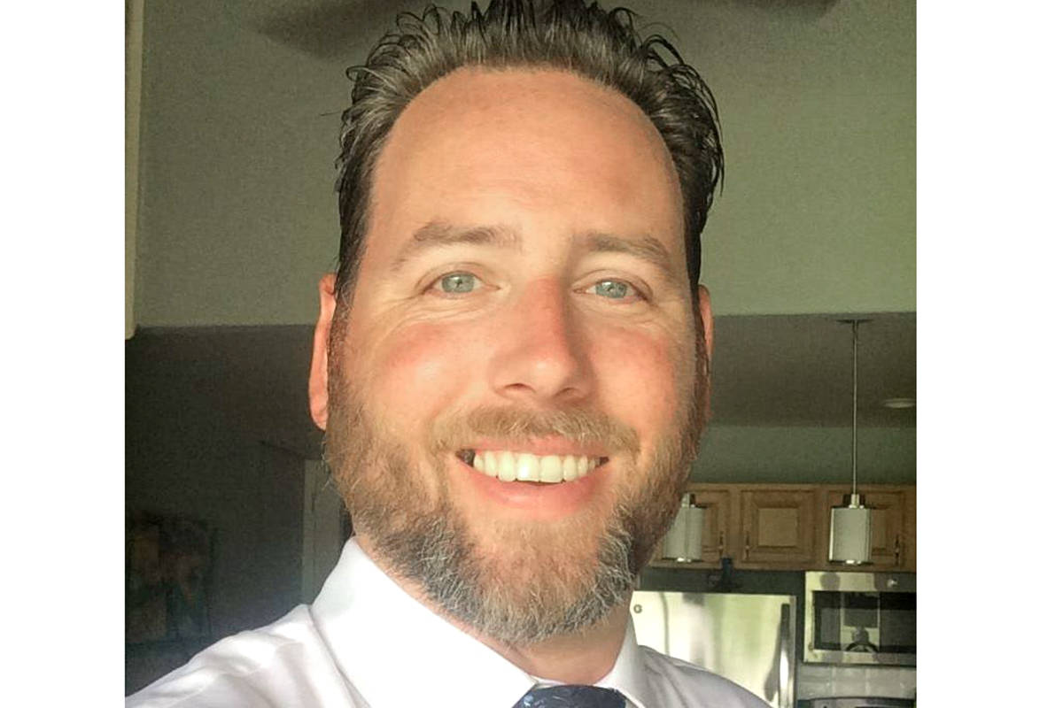 Citing lack of time and catching COVID-19, Libertarian Party of Canada candidate Alex Joehl has withdrawn from the Langley-Aldergrove race. (Special to Langley Advance Times)
