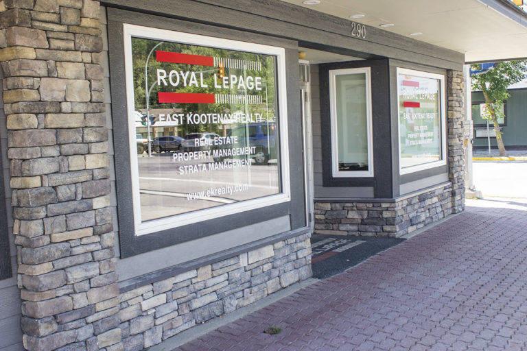 Real estate agency in Kimberley. Paul Rodgers file