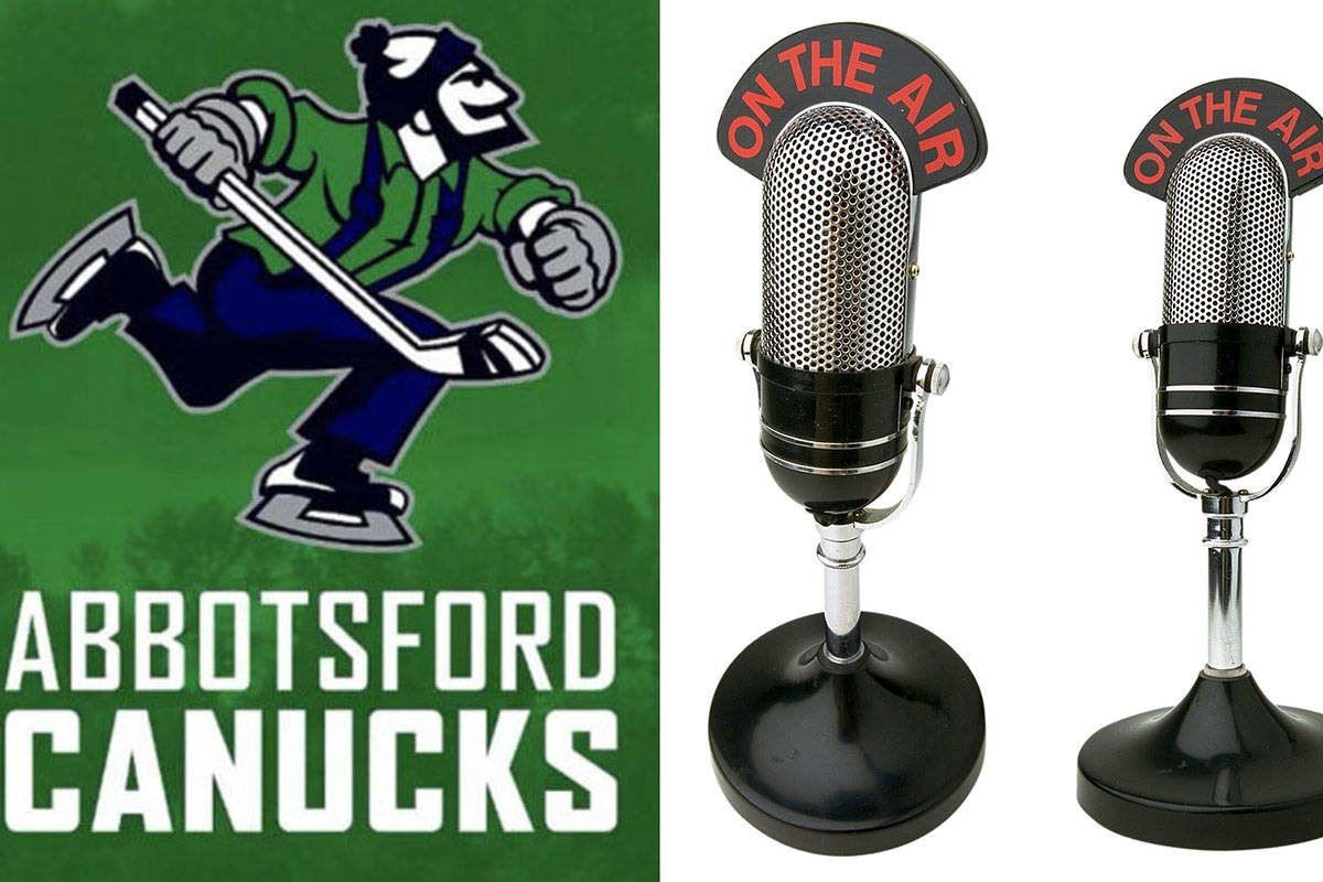 The Abbotsford Canucks do not have a radio partner so far for the 2021-22 AHL season.
