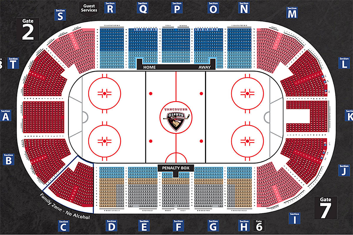 Season tickets are now on sale for Vancouver Giants action this fall at Langley Events Centre. (Giants illustration/Special to Langley Advance Times)