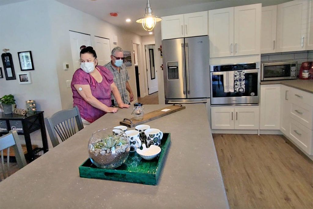 Several months after an extreme home reno, a Langley City couple is still amazed and delighted - Langley Advance Times